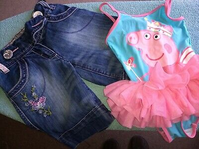 Girls summer bundle 2-3 years. Next, Gap, Swimming costume, Mothercare. 14 items