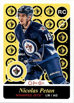 2015-16 O-Pee-Chee Update Retro #U29 Nicolas Petan - NM-MT