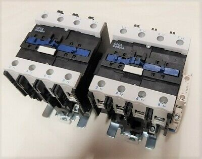 automatic changeover switch ac contactor kit, Ac1 120amp AC3 100amp  4 Pole