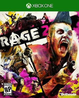 Rage 2 Xbox One (DOWNLOAD/LEGGI/NO DVD/NO CODE) 14/05/2019 uscita