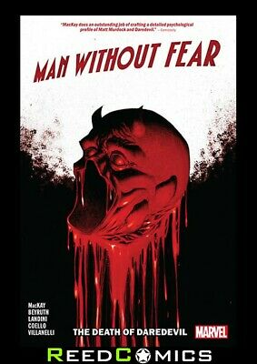 MAN WITHOUT FEAR DEATH OF DAREDEVIL GRAPHIC NOVEL Collects 5 Part Series