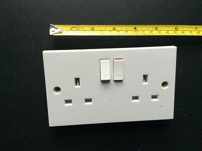 Double Socket (C) New, Surplus To Requirements