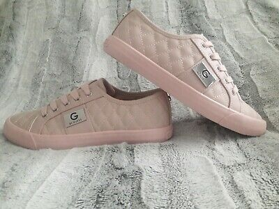 9e612e6cca772 G BY GUESS Womens Oadie Quilted Fashion Sneakers size 7.5 NEW ...