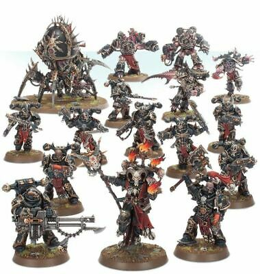 Pro-Painted Games Workshop Warhammer 40K Shadowspear Chaos Daemonkin