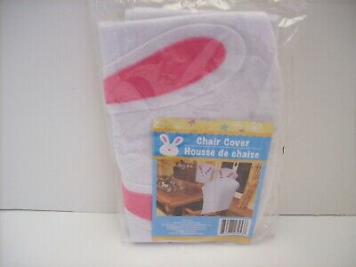 Awesome New Easter Bunny Chair Covers Set Of 4 16 99 Picclick Spiritservingveterans Wood Chair Design Ideas Spiritservingveteransorg