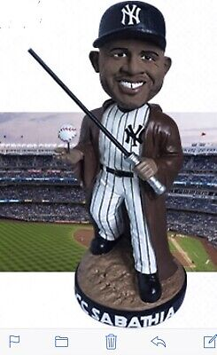 2019 New York Yankees CC Sabathia Star Wars Jedi Bobblehead 5/04/19 PRESALE