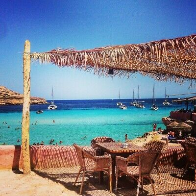 Package holiday to Ibiza for 6 people 7 nights leaving 8th Sept 2019