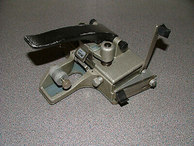 35mm FILM SPLICER - CIR CATOZZO BRANDED - GOOD CLEAN WORKING ORDER