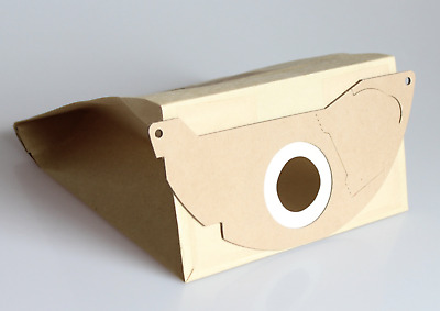 12x Filter Paper Dust Bags Kit For Karcher MV2 WD2250 A2004 A2054 Vacuum Cleaner