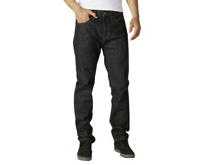 Fox Men's Throttle Jean - Rinse Wash