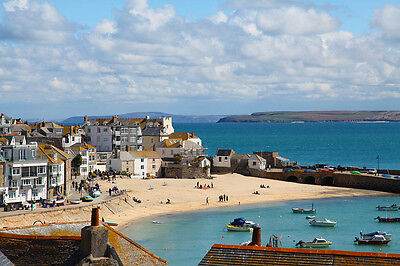 Admiral Cottage St Ives: SeaViews, Garden, Three Bed, Available from May 31st