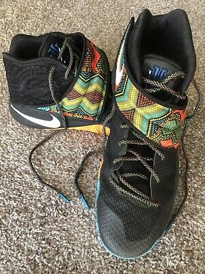 best service 30a16 dbe9a Nike Kyrie 2 BHM Black History Month Size 13