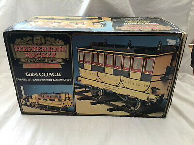 Hornby G104 Stephensons Rocket Coach - Boxed