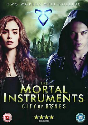 The Mortal Instruments: City of Bones DVD  - New and Sealed