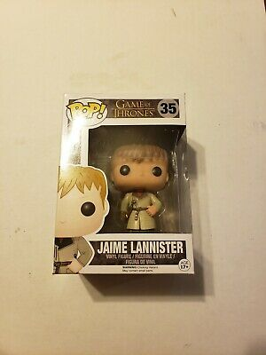 Funko Pop! Game of Thrones #35 - Jaime Lannister with Gold Hand