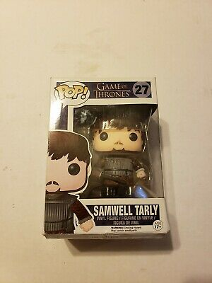 Funko Pop! Game of Thrones #27 Samwell Tarly with protector