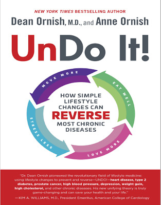 Undo It! How Simple Lifestyle Changes Can ... 🔥P.D.F🔥 📧(email delivery)📧