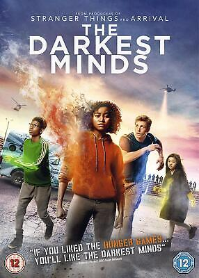 BRAND NEW & SEALED THE DARKEST MINDS DVD (Amanda Stenberg)