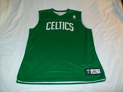 a451c3ea3286 Boston Celtics  34 Reversible NBA Basketball Green White Practice Jersey - Men  M