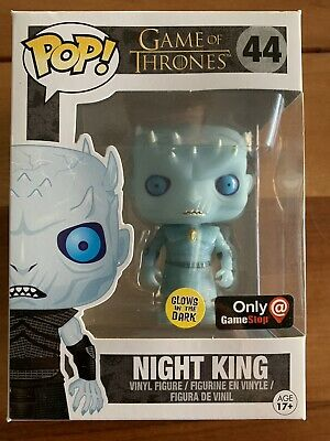 Funko Pop Game of Thrones Night King Glows in the Dark Only @ GameStop Exclusive