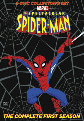Spectacular Spider-Man: The Complete First Season (DVD,2009)
