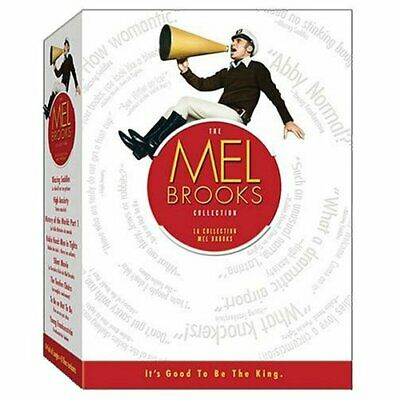 The Mel Brooks Collection (DVD,2006)