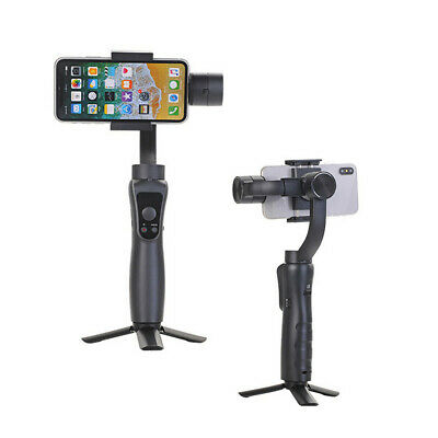 Wireless 3-Axis Handheld Smartphone Gimbal Stabilizer for iPhone Android Samsung