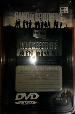 Band Of Brothers - Complete HBO Series Commemorative Gift Set 6 Disc Box Set DVD
