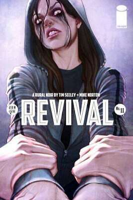Revival (2012 series) #11 in Near Mint condition. Image comics [*es]