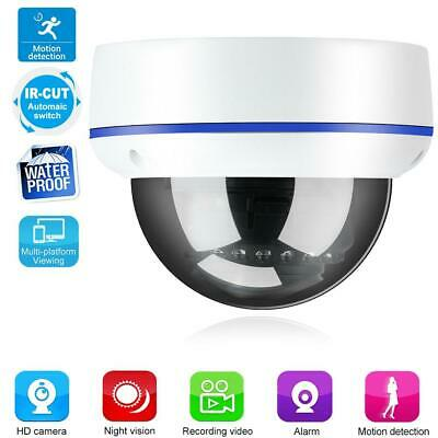 Telecamera Ip Camera Ir 5 Mpx Wireless Wifi Onvif Poe Esterno Ip66 Dome