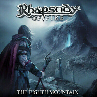 Rhapsody Of Fire – The Eighth Mountain 2019 COLLECTOR'S NEW CD! FREE SHIPPING!