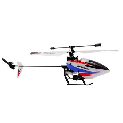 2X(Wltoys V911 Pro Versione 2 2.4G 4 canali fisso Pitch Helicopter singolo I8N5)