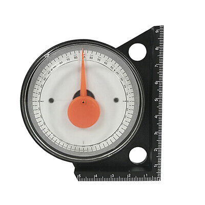 Slope Inclinometer Angle Finder Slope Protractor Tilt Level Meter ClinometerCYN