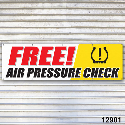 1.5/'X4/' A//C SERVICE BANNER Outdoor Indoor Sign Auto Shop Air Conditioning Repair