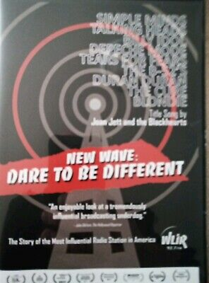 f0fe911e8 New Wave: Dare to be Different WLIR 92.7FM Documentary (DVD)