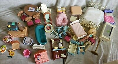 Fisher Price Loving Family Dollhouse Furniture & Household Items - You Choose