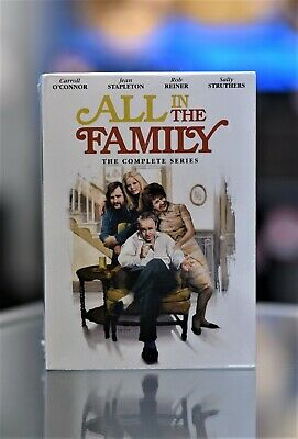 All in the Family The Complete Series Season 1 - 9 DVD