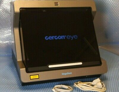 DeguDent Cercon Eye dental 3D scanner barely used