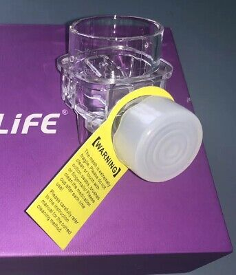 1x nebulizer chambers for FeelLife Air Pro IV