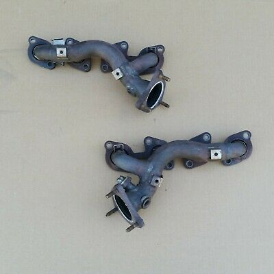 HOOKER HEADERS GM/CHEV Ls Chev Turbo Exhaust Manifolds Pair