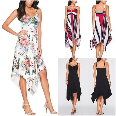 Womens Summer Boho Maxi Dress Evening Cocktail Party Beach Dresses Sundress