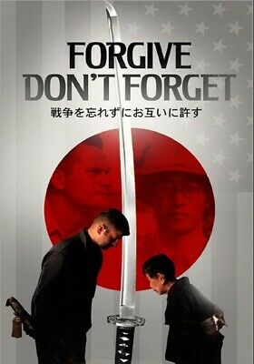 Forgive Don't Forget (DVD,2018)