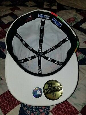 san francisco b3dd7 32809 MLB Los Angeles Dodgers New Era 59FIFTY Fitted Hat Cap Puzzle
