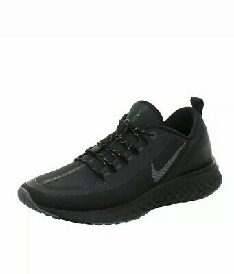 dd9325d0dbdee Nike Odyssey React Shield Running Black Anthracite AA1634-001 men s sizes  multi