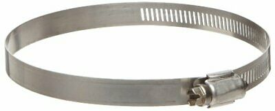 Ideal-Tridon 63 Series High-Nickel Stainless Steel Worm Gear Hose Clamp, General