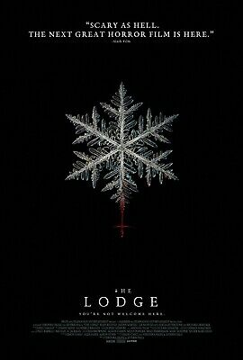 """New The Lodge Movie Poster FILM ART PRINT 16X24"""" 24X36"""" Made in USA"""