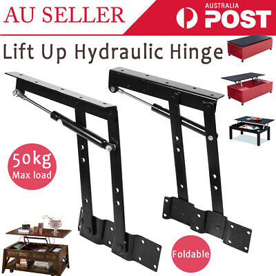 Lift Up Coffee Table Mechanism Hardware Top Lift Frame Furniture Hydraulic Hinge