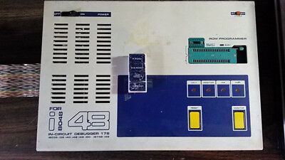 Zax Corporation ICD 178  In-Circuit Debugger for i8048, Used