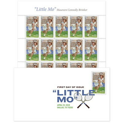 "USPS New ""Little Mo"" Keepsake"