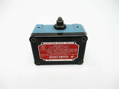 Microswitch Ex-Q (As Pictured) Nsnp